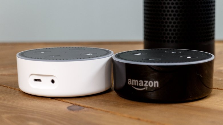 ANDROIDPIT amazon echo echo dot 3