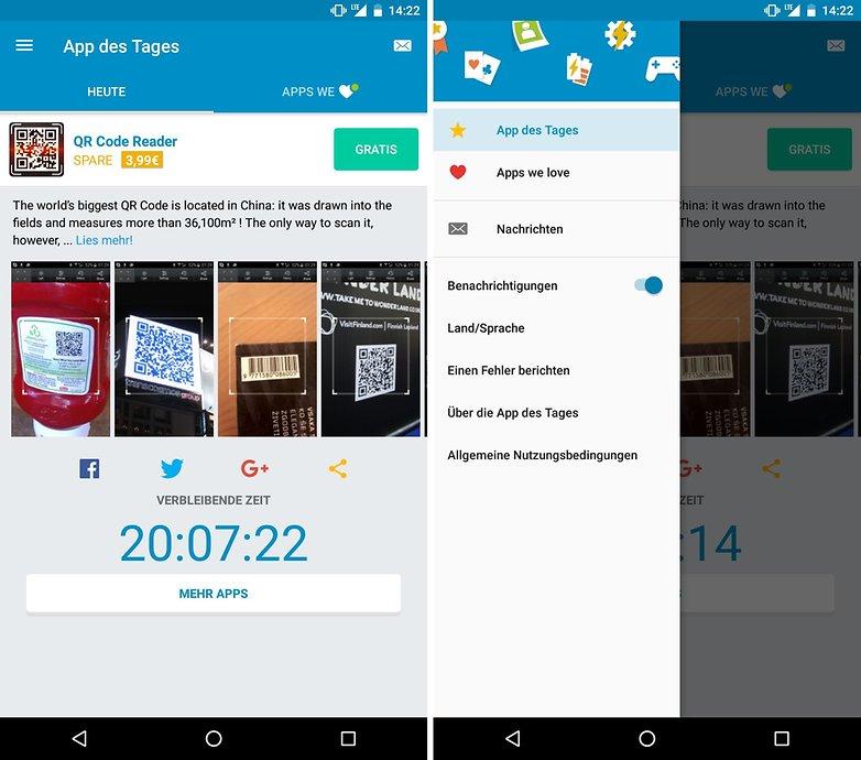 ANDROIDPIT app deals app des tages