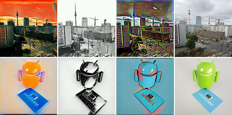 ANDROIDPIT prisma for android 2