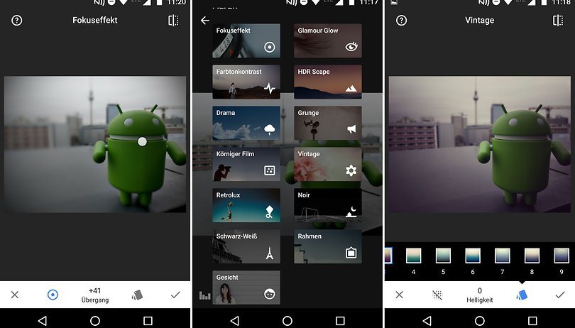 Picture perfect: the best photo editing apps for Android | AndroidPIT