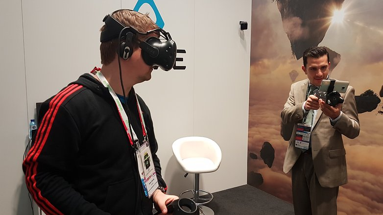AndroidPIT mwc vr experiences 3