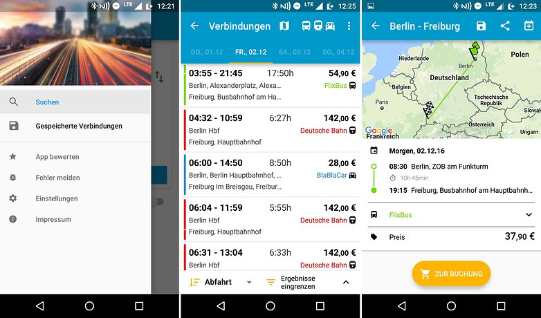 AndroidPIT reise apps linienbussuche