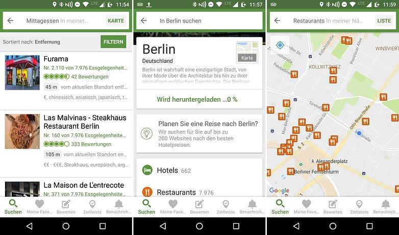 AndroidPIT reise apps tripadvisor