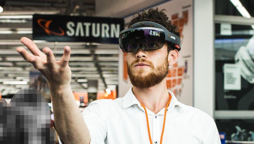 Saturn HoloTour: Paula zeigt die Zukunft des Offline-Handels durch die HoloLens