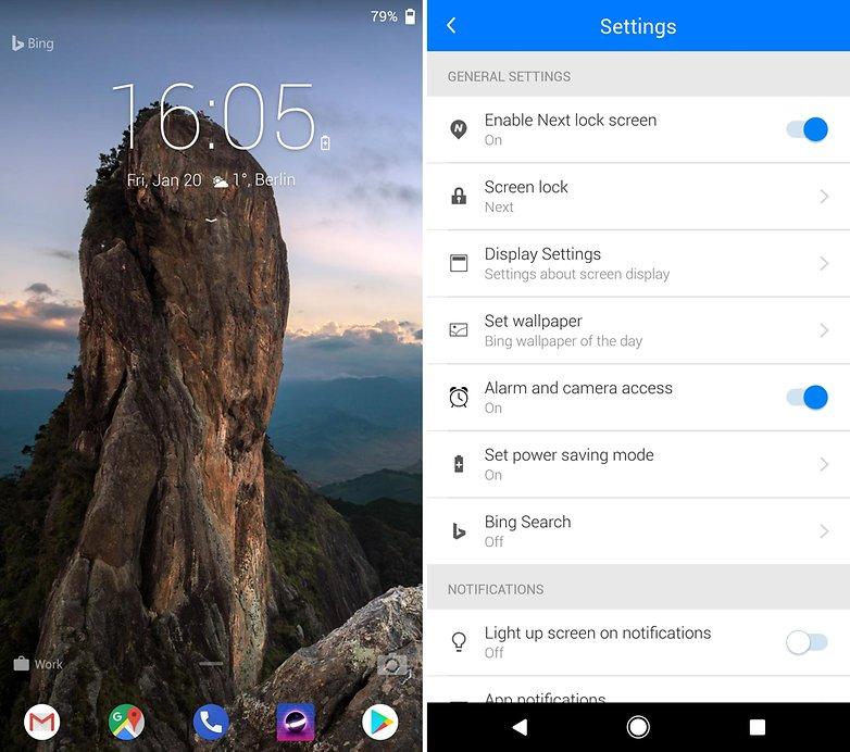 AndroidPIT smartphone personalisieren 2