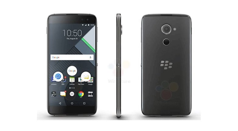 Blackberry DTEK60 pressleak