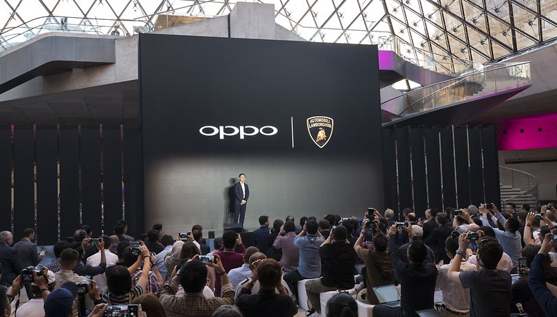OPPO's intentions are clear with the Find X Lamborghini