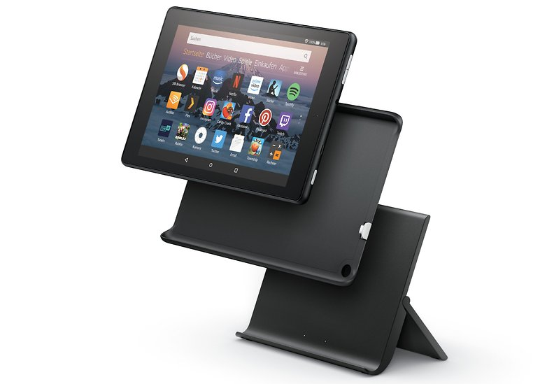 amazon fire hd 8 show mode dock