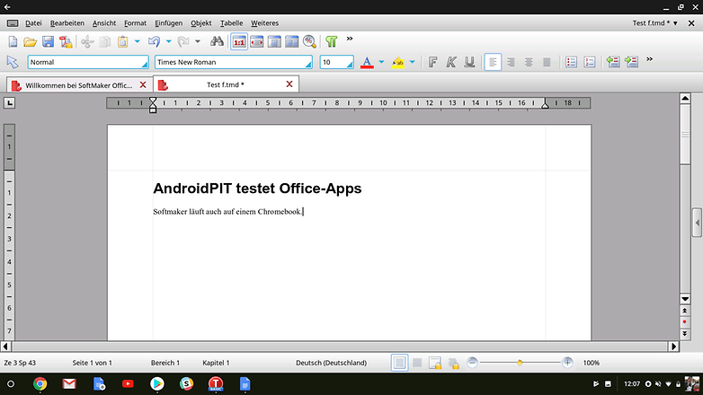 android office softmaker