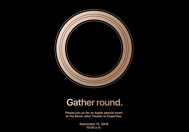 apple event iphone 2018