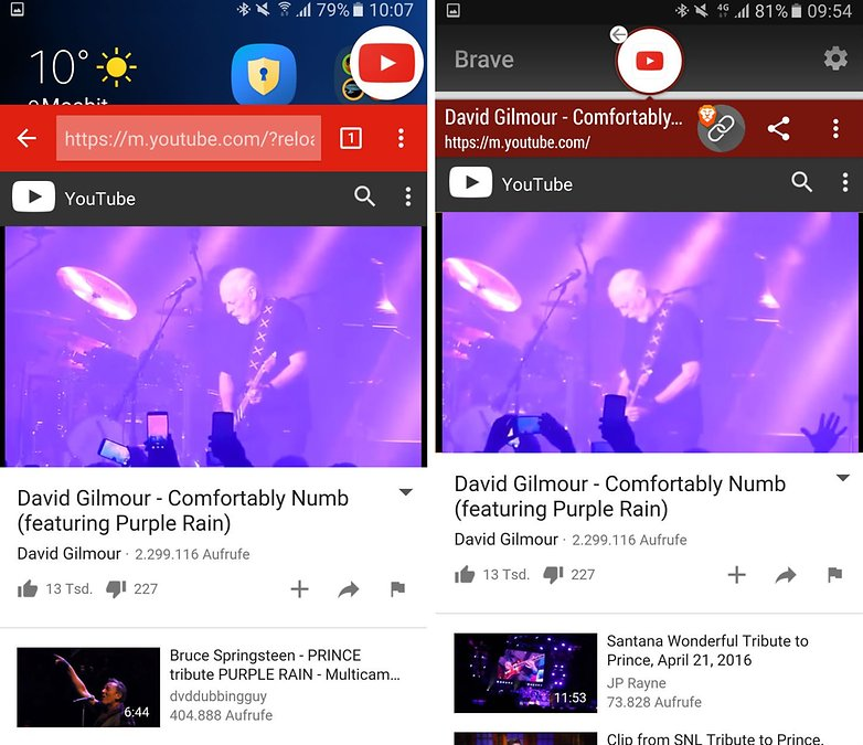 One of the well-nigh annoying restrictions on YouTube for Android is that it automatically paus How to play YouTube Videos inward the background