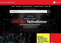 Aus für die Cebit: Keine Technik-Messe mehr in Hannover