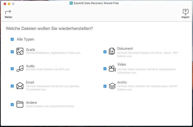 data recovery wizard 2