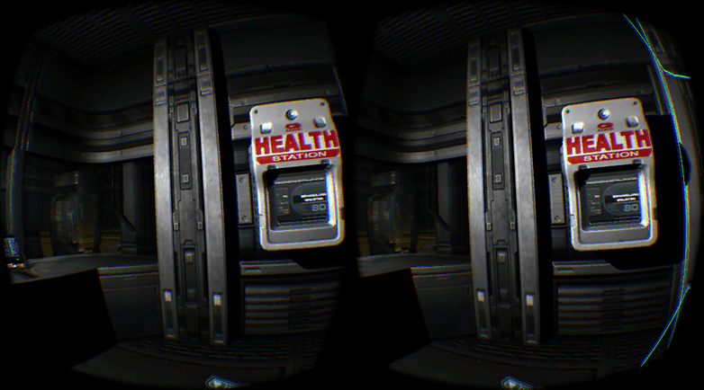 doom 3 vr health station