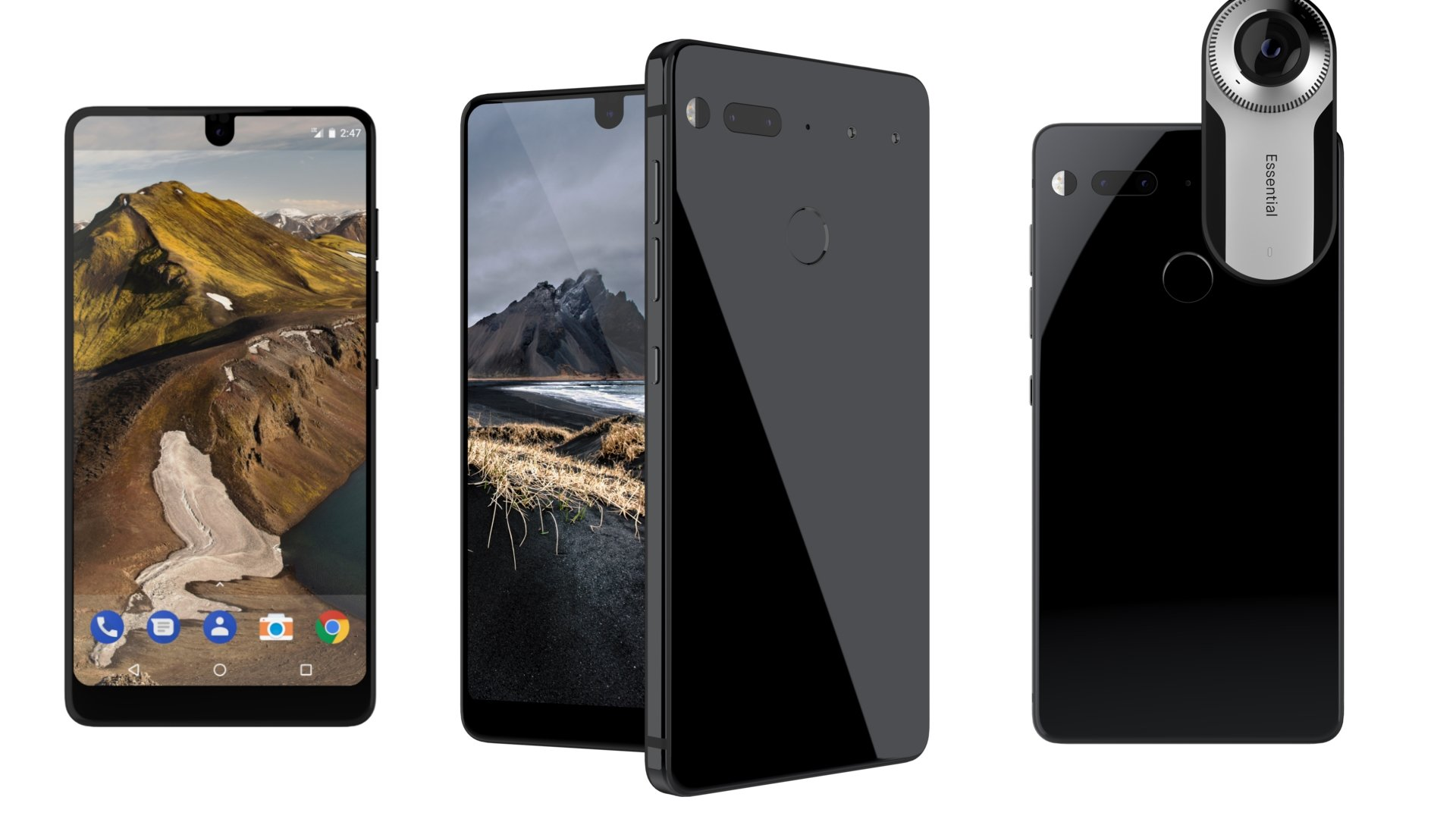 The Essential Phone Now Available In Ocean Depths Color