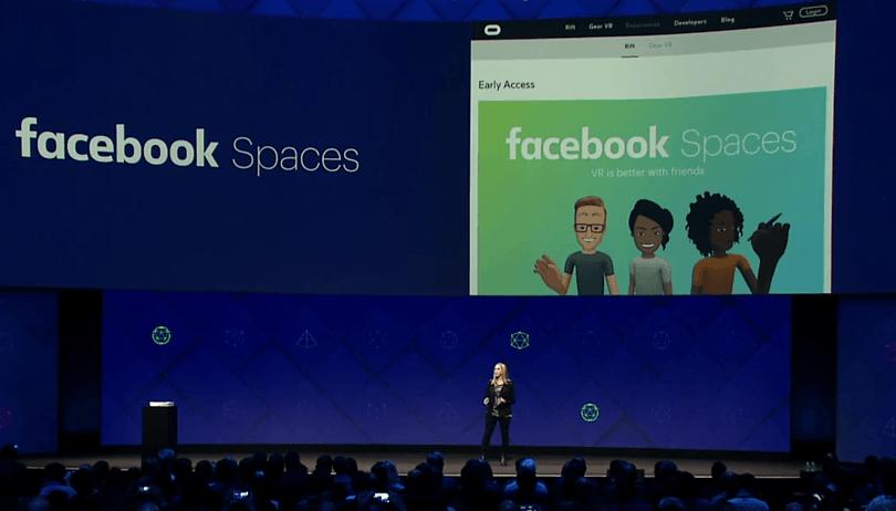 Facebook F8 : voici comment Facebook veut que soit notre futur