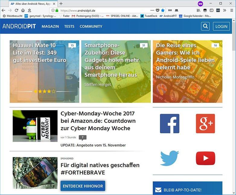 firefox photon desktop