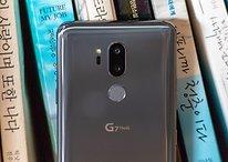 LG G7: atrapado entre dos mundos
