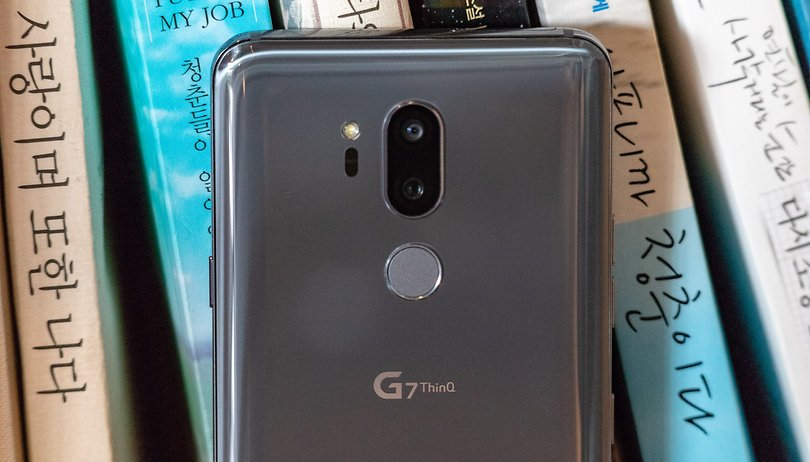 LG G7 ThinQ: Caught between two worlds