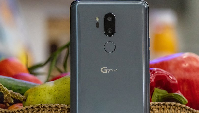 LG G7 review: better ThinQ twice