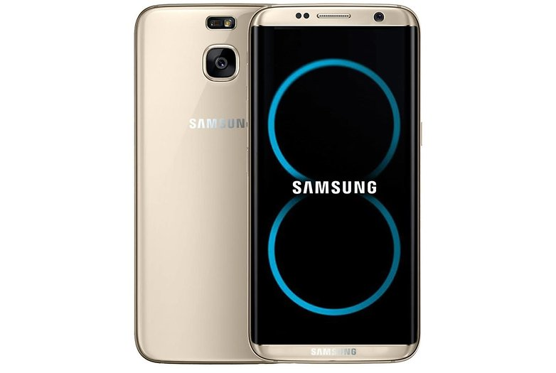 galaxy s8 unofficial render