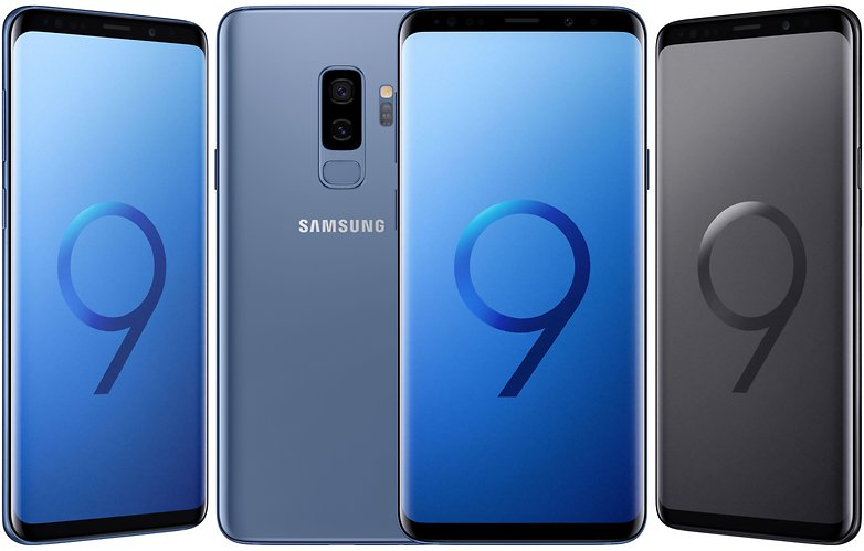 galaxy s9 plus leak combi
