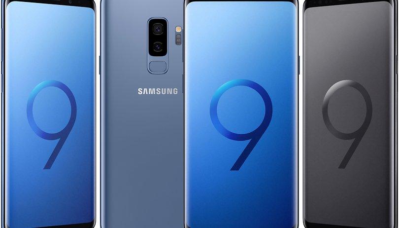 Samsung Galaxy S9 et S9+ : les appareils sont enfin officiels !