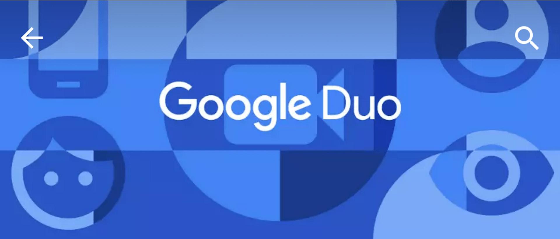 test de google duo l233ni232me tentative de google dans la