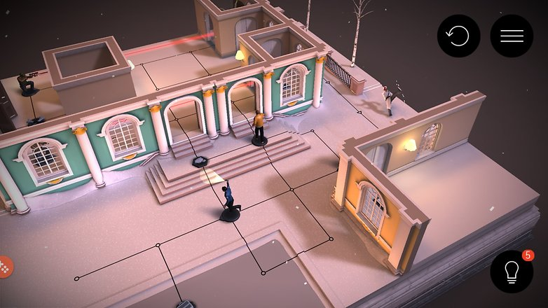 hitman go level 2