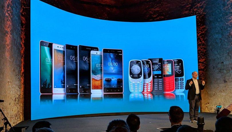 Nokia: una leggenda che non muore mai
