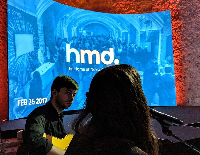 hmd global event 2018