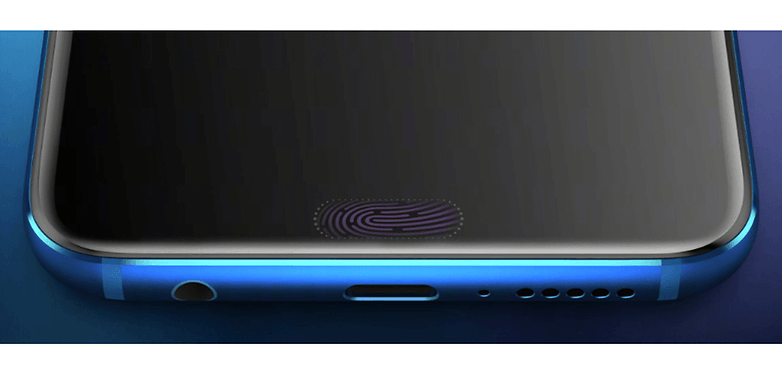 honor 10 fingerprintsensor