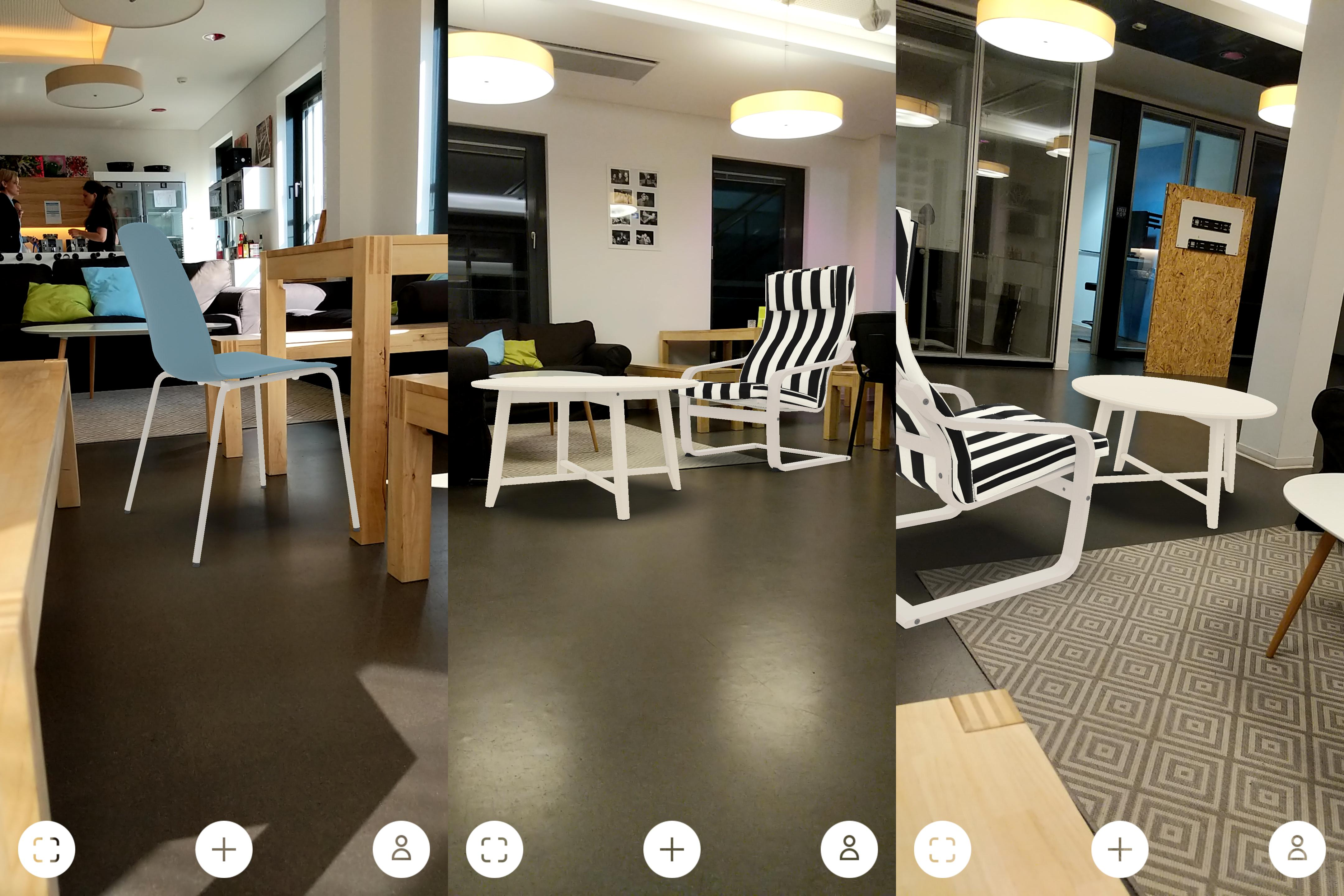 Ikea Home Planner Italiano ikea place ar app reveals which furniture fits your home
