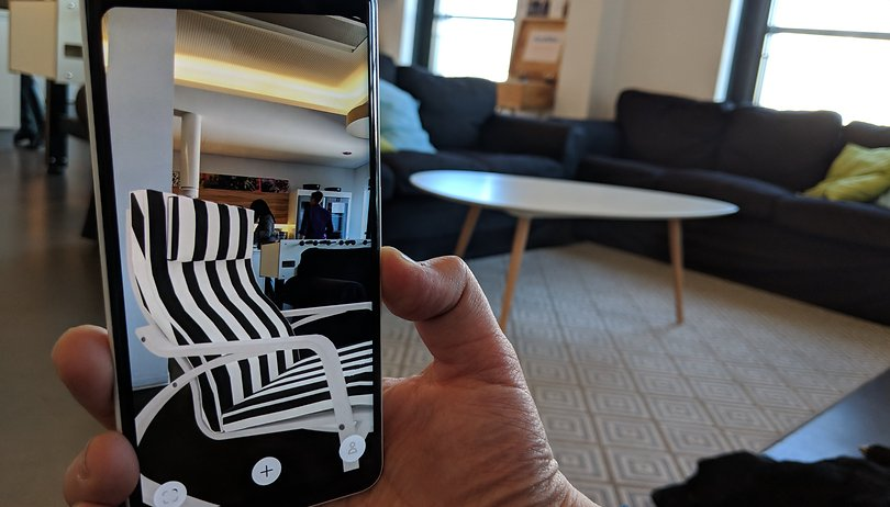 IKEA Place AR app reveals which furniture fits your home