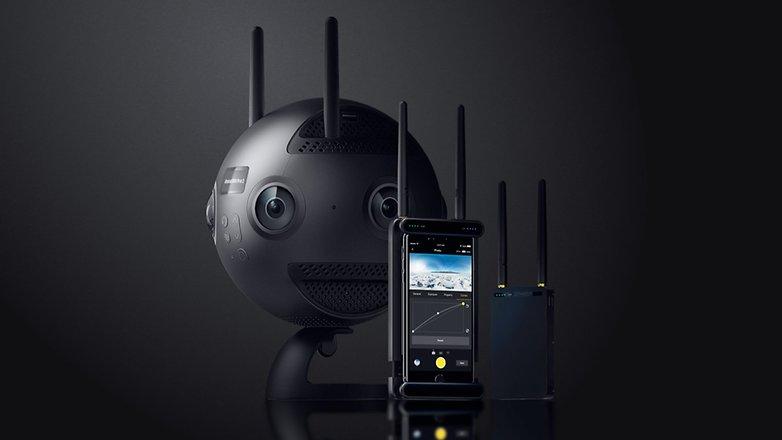 insta360 pro 2 render gadget