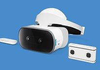 Lenovo Mirage Solo & Camera: Daydream-Headset mit WorldSense-Tracking vorgestellt