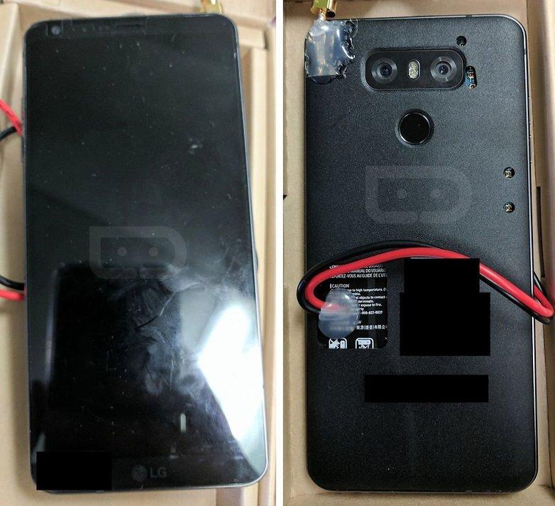 lg g6 prototype leak