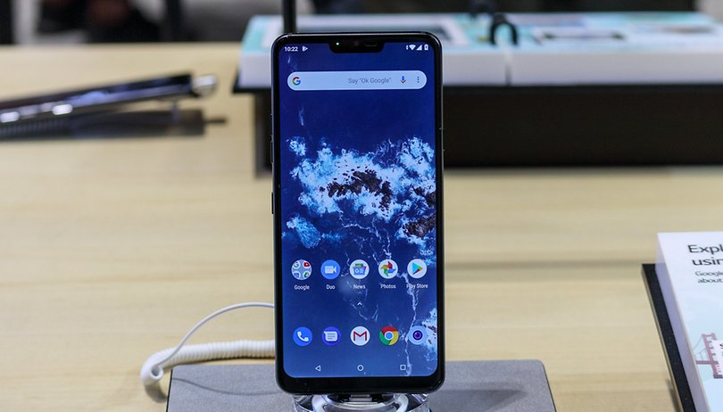 Prise en main du LG G7 One : Android One cherche sa place