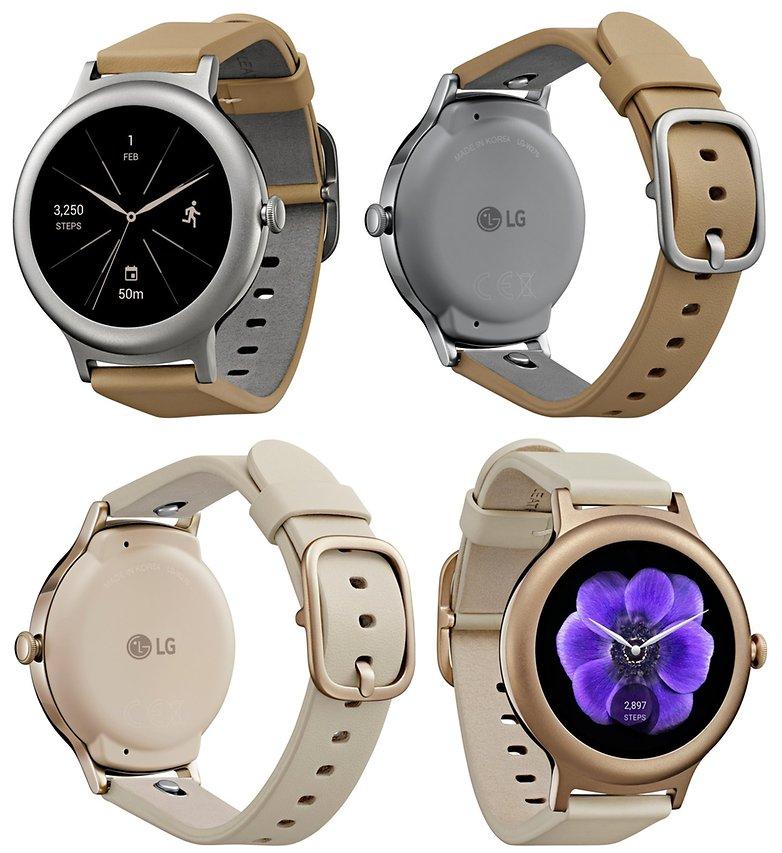 lg watch style leak