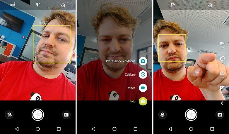 moto g4 plus selfie cam app
