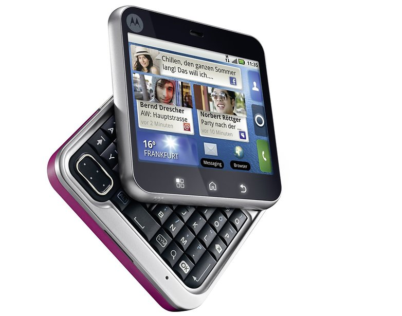 motorola flipout single