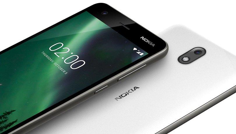 Nokia 2: Video-Impressionen des finnischen Akkukönigs