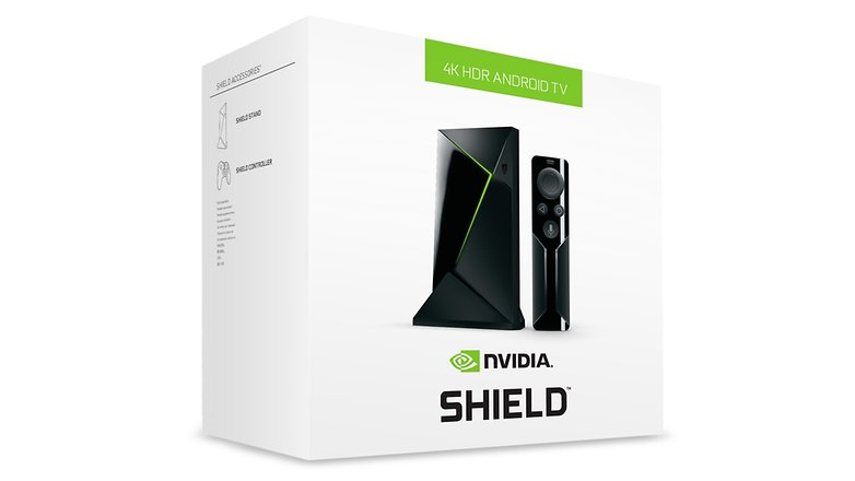 nvidia shield tv streaming 199 euro box