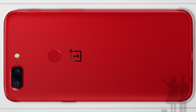 Lava Red OnePlus 5T released in US just in time for Valentine's