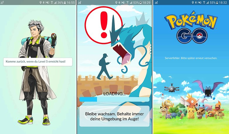 pokemon screenshots