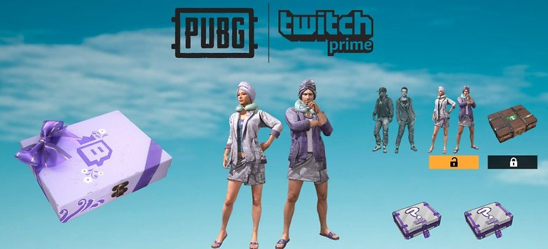 pubg twitch prime offer