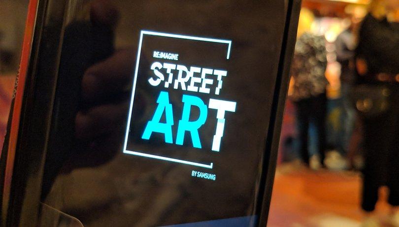 Reimagine Street ARt: Samsung verschönert Berlin