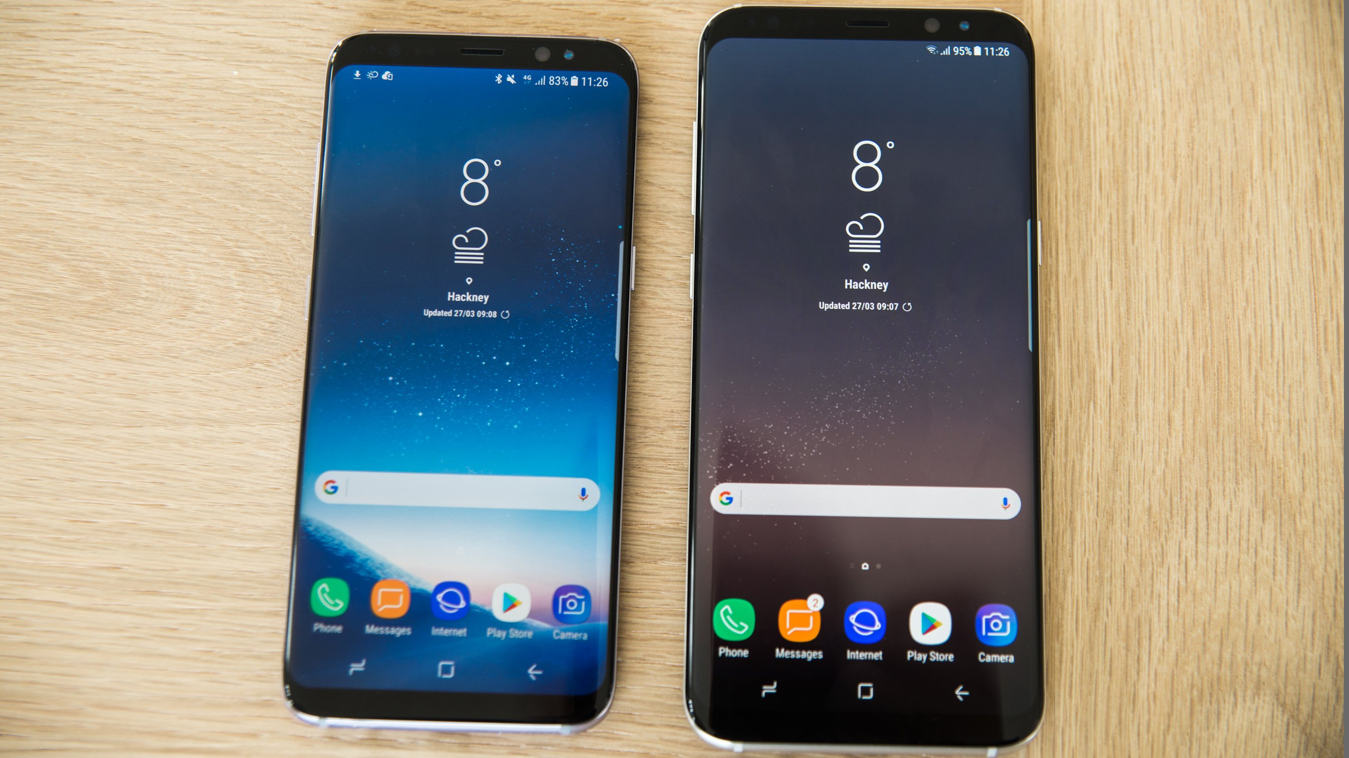 Samsung Galaxy S8 And S8   Here Are Our Unboxing Videos