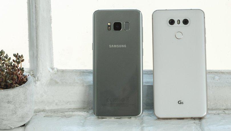 Galaxy S8: Samsungs Experiment mit der Dual-Kamera
