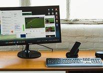 Modo desktop poderá ser usado no Galaxy S9+ sem o DeX Station no Android Pie